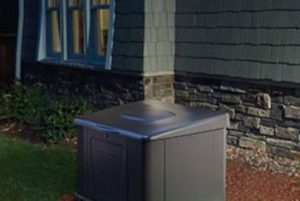 OnGuard Generators installed outside of home