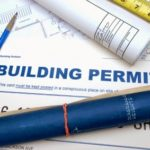 Building permit for generator installation